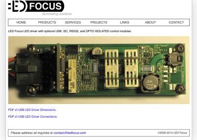 Contract Engineering Website