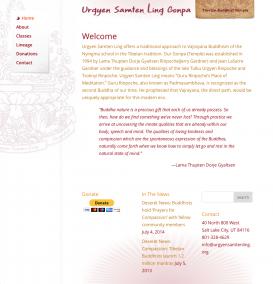 Urgyen Samten Ling Gonpa