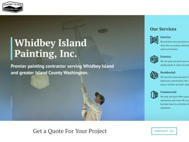 Painting Service Website
